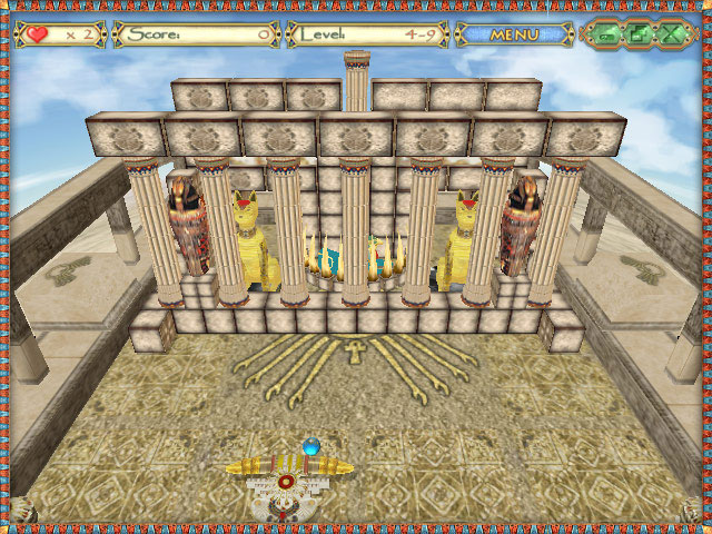 Egyptian Ball Screenshot 1