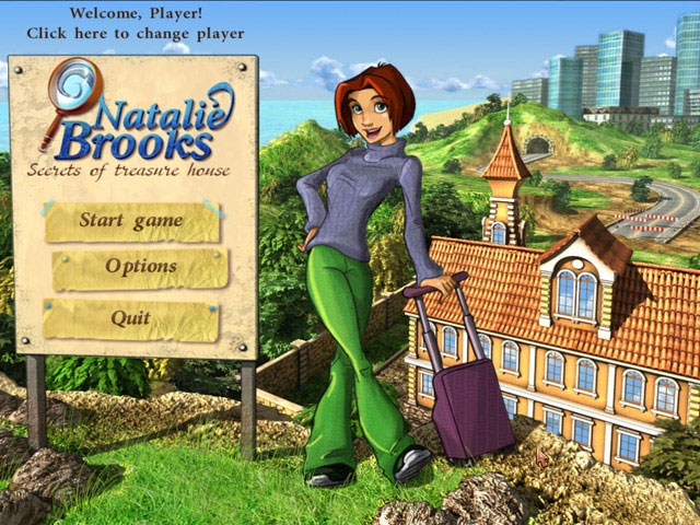 Natalie Brooks Secrets of Treasure House large screenshot