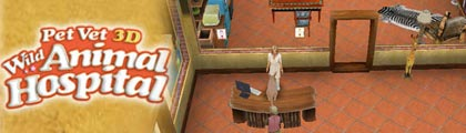 Pet Vet 3D Wild Animal Hospital screenshot