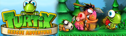 Turtix 2: Rescue Adventures screenshot