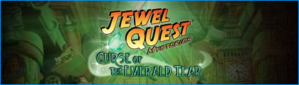 Jewel Quest Mysteries: Curse of the Emerald Tear screenshot