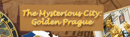 The Mysterious City: Golden Prague screenshot