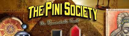 The Pini Society: The Remarkable Truth screenshot