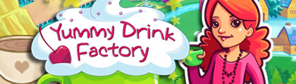 Yummy Drink Factory screenshot