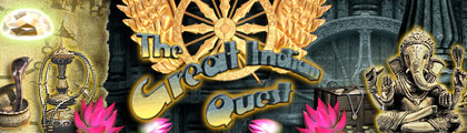 The Great Indian Quest screenshot