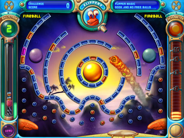 Peggle Nights large screenshot