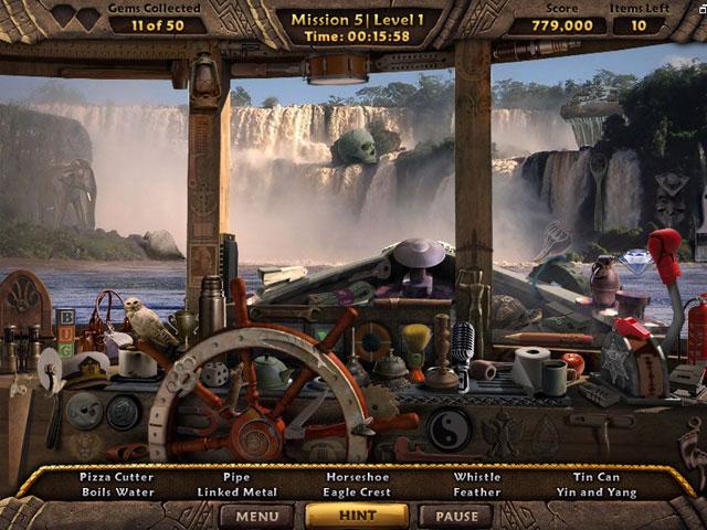 Amazing Adventures Around the World Screenshot 1
