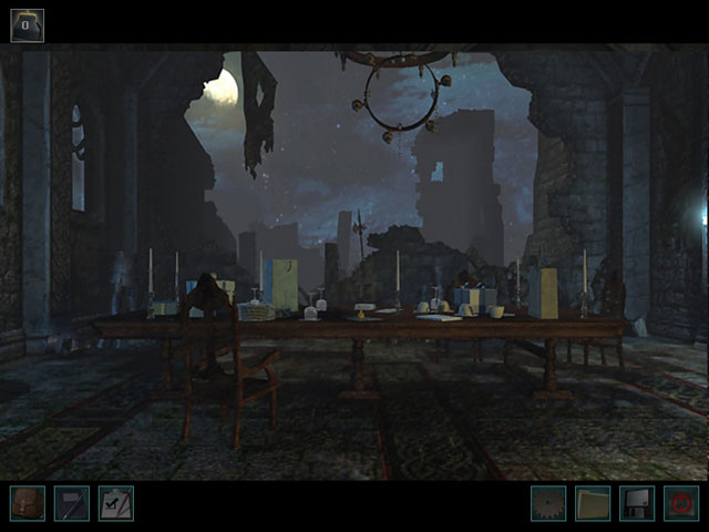 Nancy Drew: The Haunting of Castle Malloy large screenshot