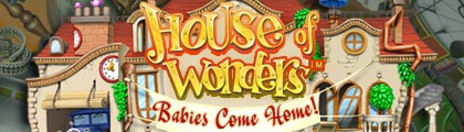 House of Wonders: Babies Come Home screenshot