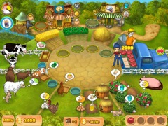 Farm Mania large screenshot