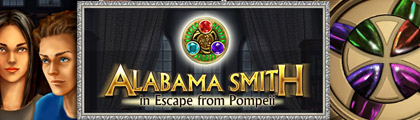 Alabama Smith: Escape from Pompeii screenshot