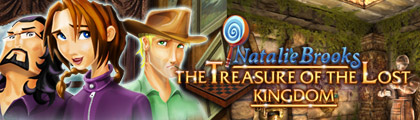 Natalie Brooks: TheTreasure Of The Lost Kingdom screenshot