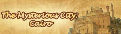 Mysterious City: Cairo screenshot