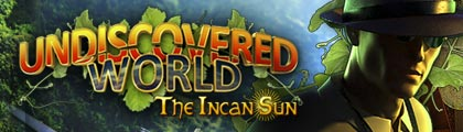 Undiscovered World: The Incan Sun screenshot