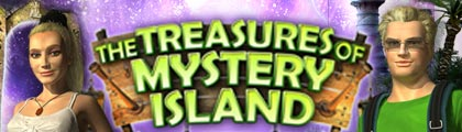Treasures of Mystery Island screenshot