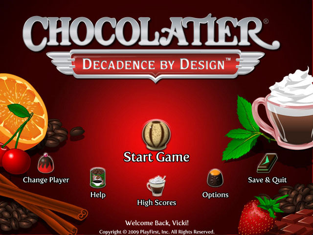 Chocolatier Decadence by Design Screenshot 1