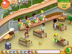 Amelies Cafe Screenshot 2