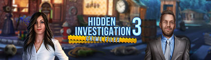 Hidden Investigation 3: Crime Files screenshot
