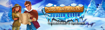 Lost Artifacts - Frozen Queen Collector's Edition screenshot