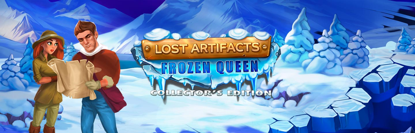 Lost Artifacts - Frozen Queen Collector's Edition