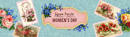 Jigsaw Puzzle - Women's Day screenshot