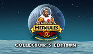 Game 12 Labours of Hercules IX: A Hero's Moonwalk - Collector's Edition