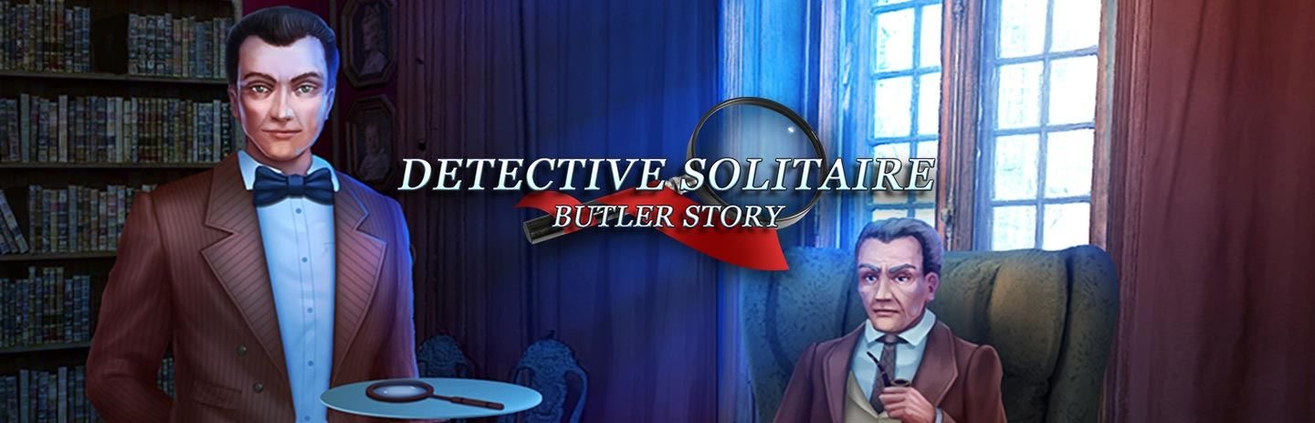 Detective Solitaire - Butler Story