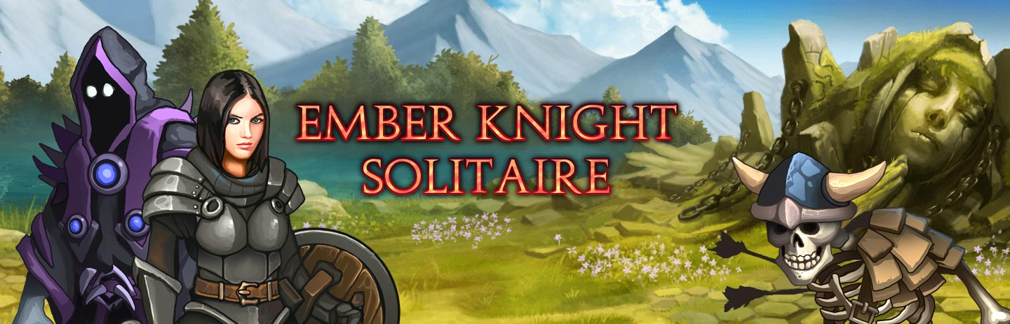 Ember Night Solitaire