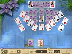 Aloha TriPeaks Screenshot 3