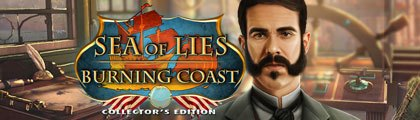 Sea of Lies: Burning Coast Collector's Edition screenshot