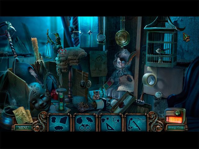 Haunted Hotel: Death Sentence Collector's Edition large screenshot