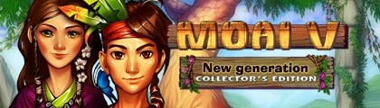 Moai 5: New Generation Collector's Edition screenshot