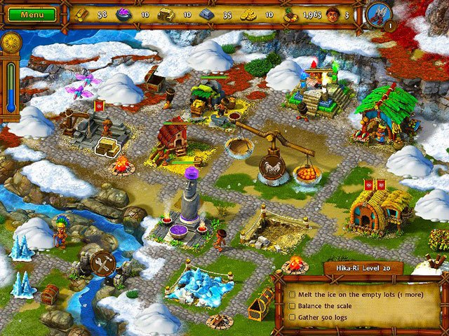 Moai 5: New Generation Collector's Edition large screenshot