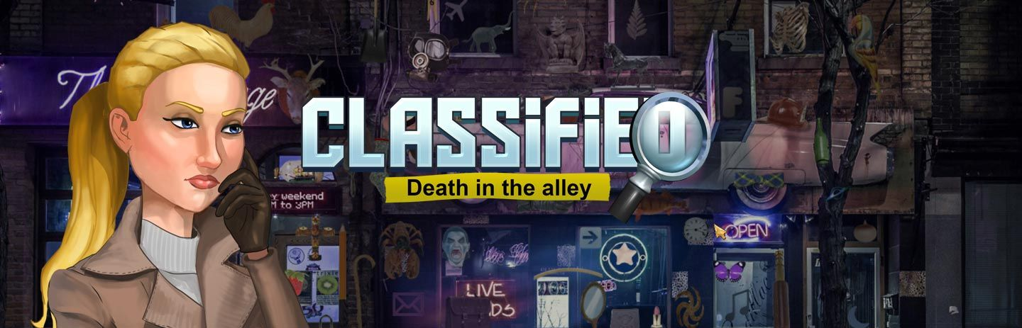 Classified - Death in the Alley