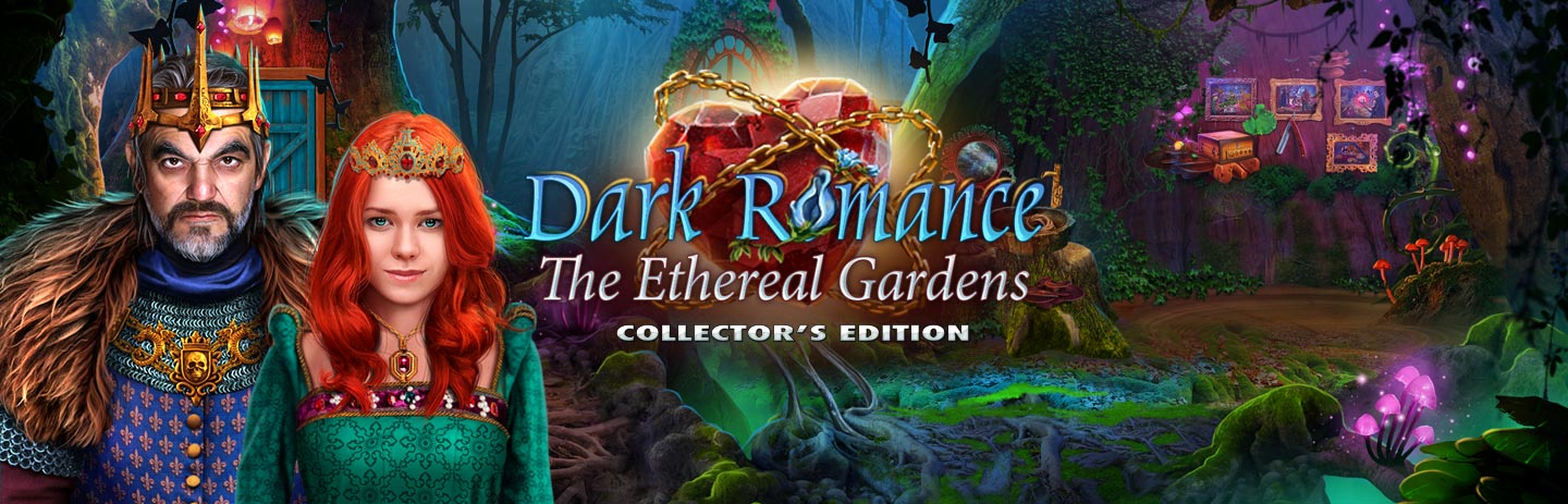 Dark Romance: The Ethereal Gardens Collector's Edition
