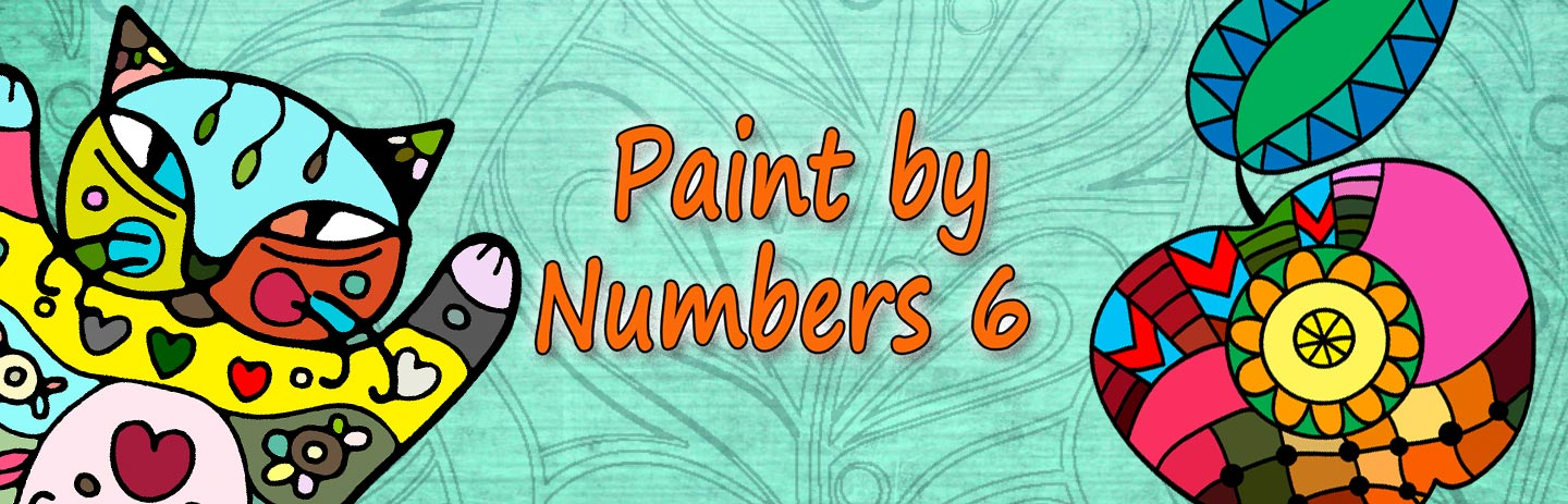 Paint By Numbers 6
