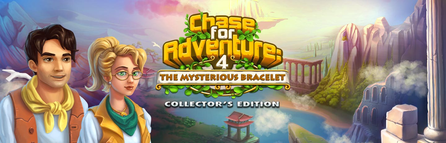 Chase for Adventure 4: The Mysterious Bracelet CE