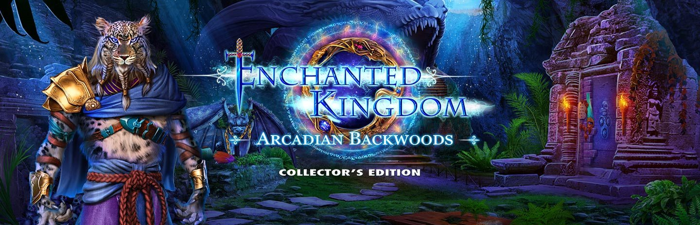 Enchanted Kingdom: Arcadian Backwoods Collector's Edition