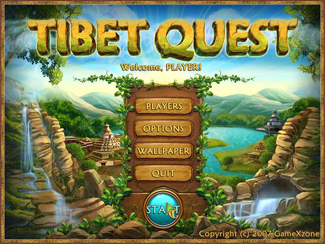 Tibet Quest large screenshot