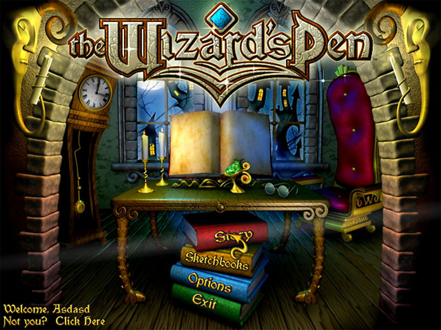 Wizard's Pen large screenshot