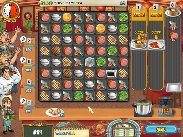 Restaurant Rush large screenshot