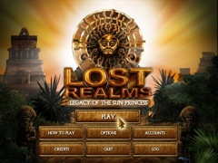 Lost Realms:  Legacy of the Sun Princess thumb 1