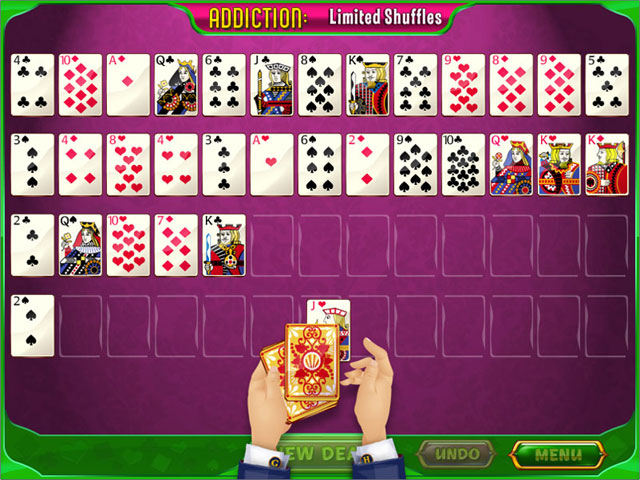 Solitaire Challenge large screenshot