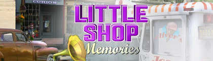 Little Shop: Memories screenshot