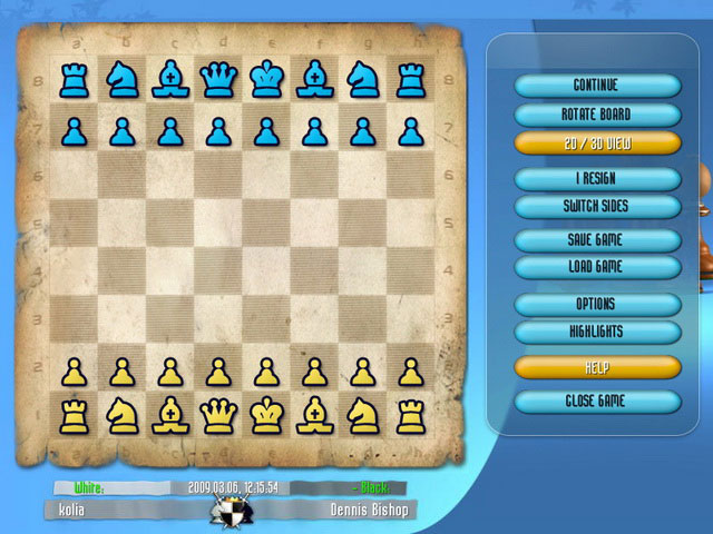 Grandmaster Chess Tournament large screenshot