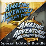Double Play: Amazing Adventures 1 and 2