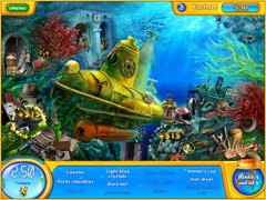 Fishdom H2O: Hidden Odyssey Screenshot 2