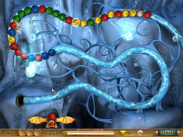 Sky Kingdoms Screenshot 1