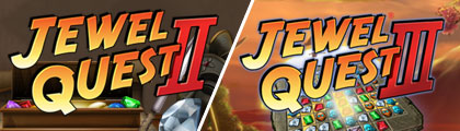 Double Play: Jewel Quest 2 and Jewel Quest 3 screenshot