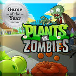 Plants Vs Zombies: Game of the Year Edition